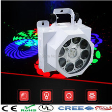 Buy Cheap price LED DMX 8 eyes spot light disco dj lamp RGBW Christmas party stage effect lighting LED projector KTV Bar club lights for $90.25 in AliExpress store