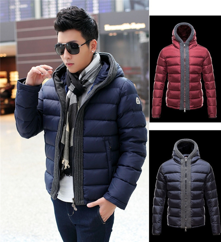 Mens Fashion Down Jackets | Outdoor Jacket