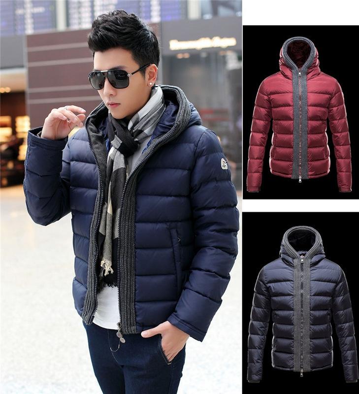 Down Jacket Winter - Coat Nj