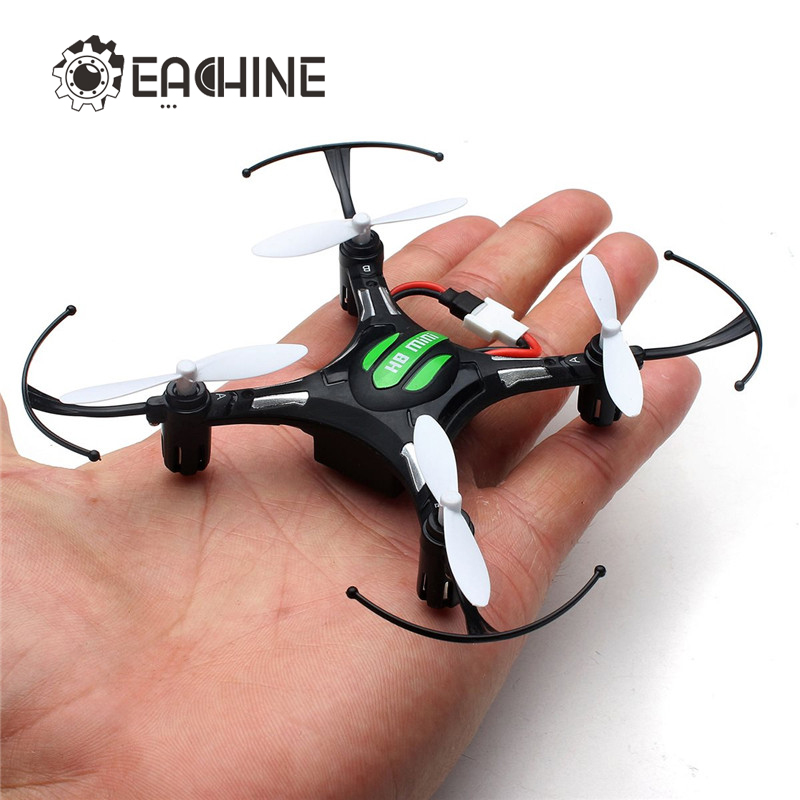 Eachine H8 Mini Headless RC Helicopter Mode 2.4G 4CH 6 Axle Quadcopter RTF Remote Control Toy MODE2(Left Control)(China (Mainland))