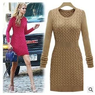 Casual Knit Dresses - RP Dress