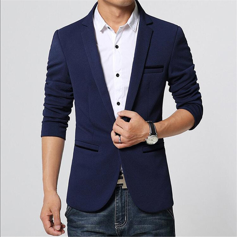Slim Fit Designer Suit Jackets Promotion-Shop for Promotional Slim