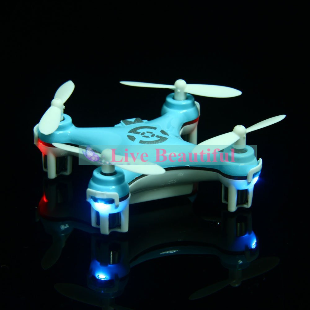 rc helicopter drones Cheerson CX-10 RC Quadcopter 4CH 2.4GHz Headless Drone Mode vs CX-10 CX10 RC Helicopter RTF Micro Drone(China (Mainland))