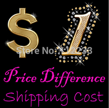 Shipping Cost Extra Fee Postage Charge Additional Pay on Your Order(China (Mainland))