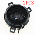 2PCS OEM Car Rear Door Speaker Tweeter For VW Jetta Golf MK5 MK6 GTI Rabbit Scirocco