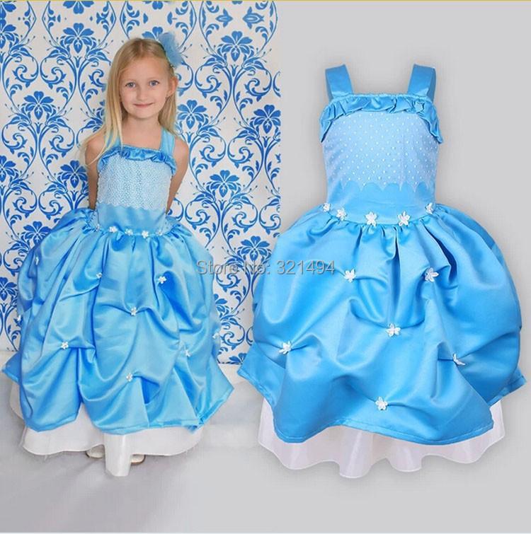 Princess Sofia Blue Dress Dress Sofia Princess