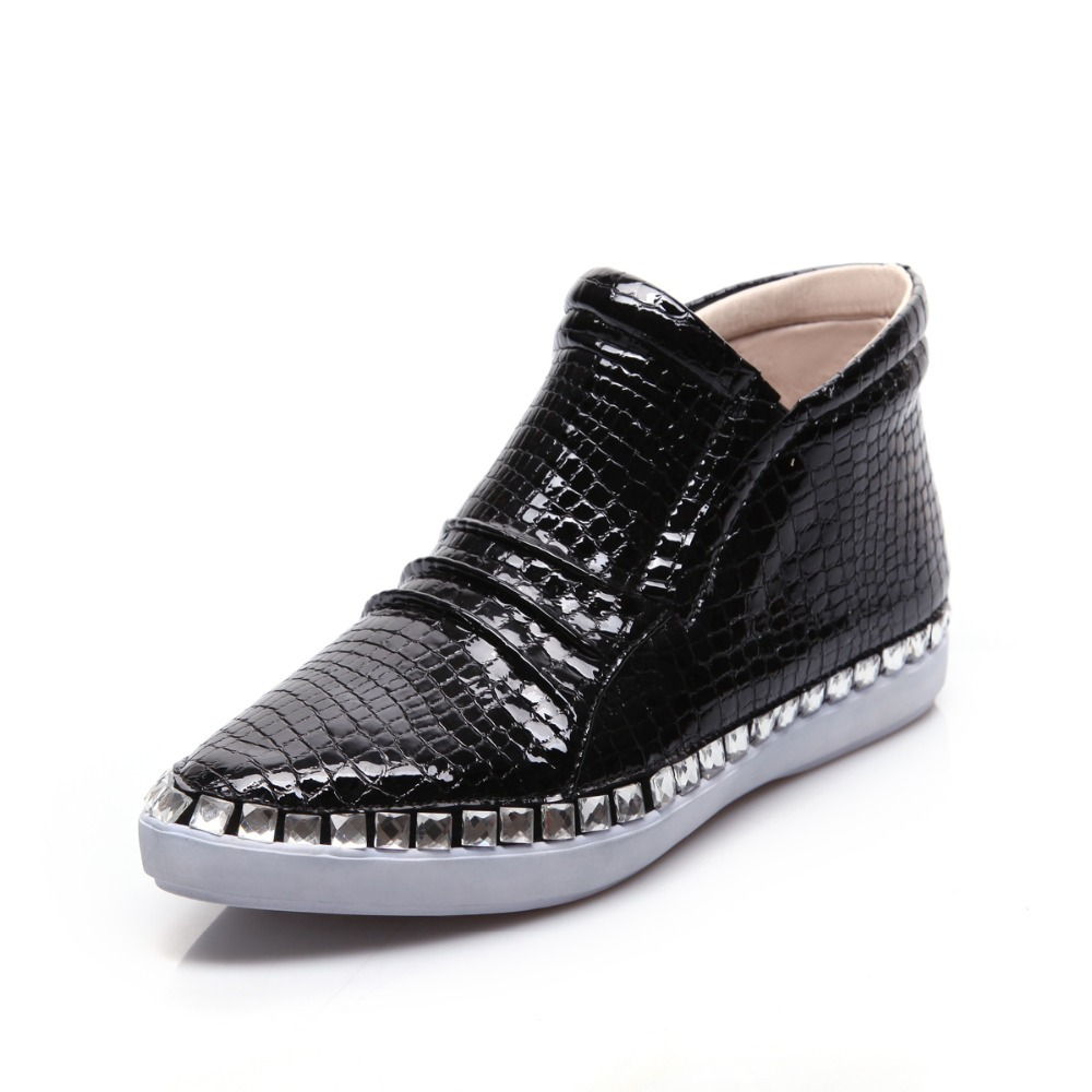 2015 casual style flat shoes popular small pointed