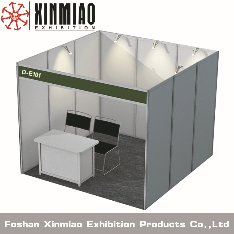 Chinese BEST Supplier Aluminum Standard trade show booth /stand display exhibtion booth /design exhibition booth(China (Mainland))