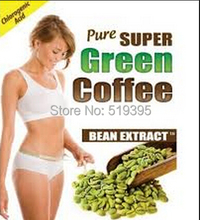 High Quality Green Coffee Bean Extract 30 Chlorogenic Acid 500mg x 300Capsule Eating Food Supplement