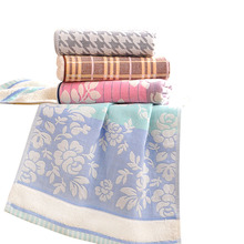 New 2015 MMY Brand Colorful Hand Towel --1piece Cotton Gauze Towels Plain Dyed Toallas Breathable Face Towel Magic  Towel(China (Mainland))