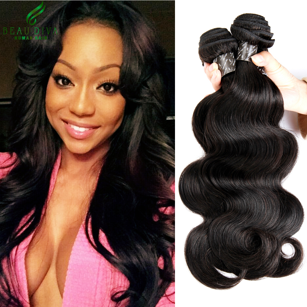 Best Brazilian Virgin Hair Body Wave 4pc Virgin Brazilian Hair Weave 7A Unprocessed Human Hair Extensions Cheap Bundles Deal