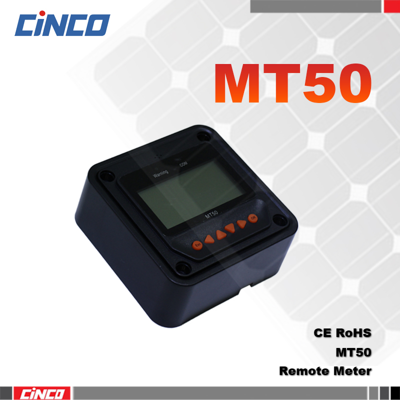 MT-50,Remote Meter For MPPT solar charge controller TracerBN TracerA LS-B VS-BN(China (Mainland))