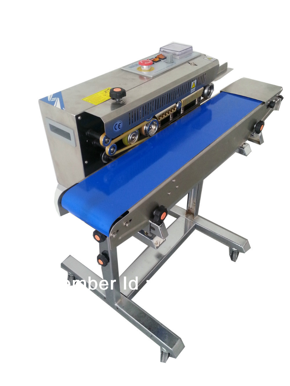 full-automatic continuous tray printing bag sealing machine, plastic big machine - Shanghai Tops Group Co., Ltd. store