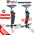 SP mini Handheld Stabilizer Carbon Fiber steadicam for DSLR Video Camera Light Steady cam for GoPro