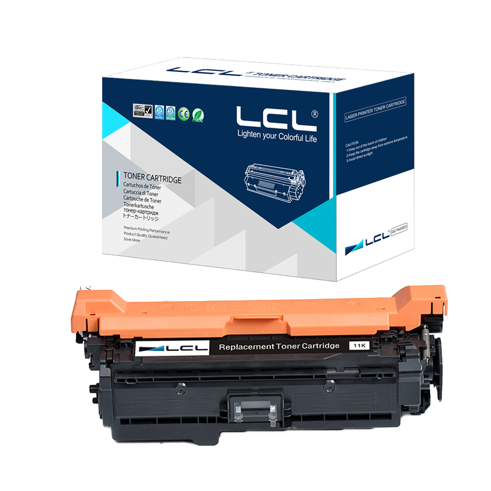 LCL CE400X 507X CE 400 X 507 X (1-pack) Laser Toner Cartridge Compatible for HP Enterprise 500 color M551/N/DN/XH(China (Mainland))