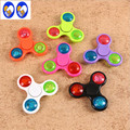 A Toy A Dream LED Light Fidget Spinner Finger EDC Hand Spinner Tri For Kids Autism