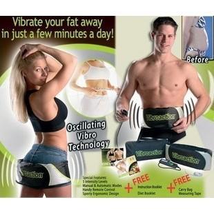 Fat burning weight loss belt weight loss equipment x5 slimming belt body shaping massager machine(China (Mainland))