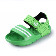 summer children 2016sandals slip-resistant wear-resistant small boy casual sandals girls boys shoes child summer sandals