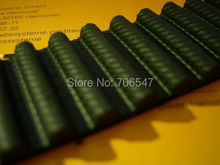 Buy Free 1pcs HTD1416-8M-30 teeth 177 width 30mm length 1416mm HTD8M 1416 8M 30 Arc teeth Industrial Rubber timing belt for $39.00 in AliExpress store