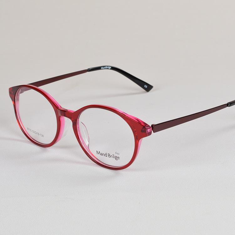 Vintage Round Eye Glasses Classic Design Best Eyewear ...