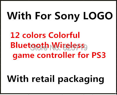 Free Shipping Rechargeable like original Wireless Bluetooth Joystick For playstation 3 PS3 SIXAXIS Controller(China (Mainland))