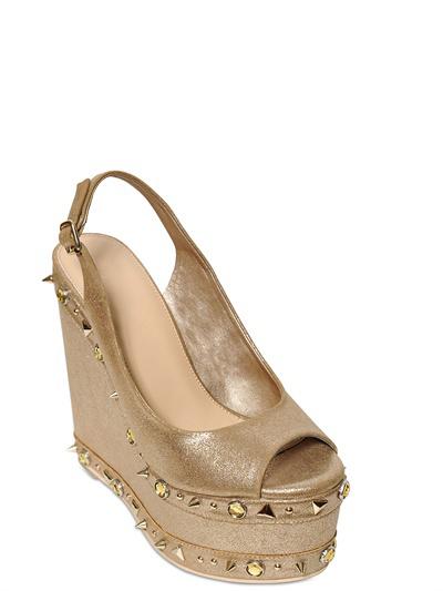 Made-to-order Handamde Rivets Peep Toe Women Sandal Wedges Open High Heel Ladies OL Criss Cross Soft Leather Party Women Shoes<br><br>Aliexpress