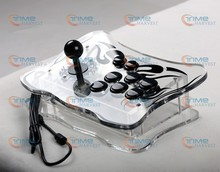 Arcade rocker/PC joystick/computer without delay from the USB drive/pure arcade feel/USB port /sanwa button and joystick(China (Mainland))