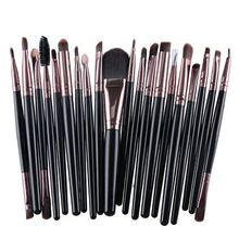 Buy Pro Makeup 20pcs Brush Set Powder Foundation Eyeshadow Eyeliner Lip Make Up Brushes Tool WY5 V2 for $3.42 in AliExpress store