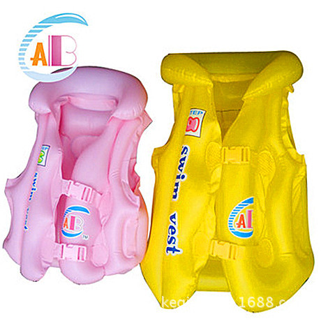 Life Vest Sale Special Offer >3 Years 2015 Inflatable Life Jacket Child Swimsuit Kids Vest Swim Neoprene Fishing Babies L(China (Mainland))