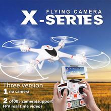 MJX X400 2.4G 6 Axis RC Quadcopter Drone with C4005 HD Camera FPV Drone With Camera RC Helicopter Free shipping vs mjx x101 x600