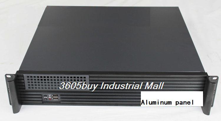 Quality 2u computer case aluminum panel 390mm firewall computer case pci large-panel<br><br>Aliexpress
