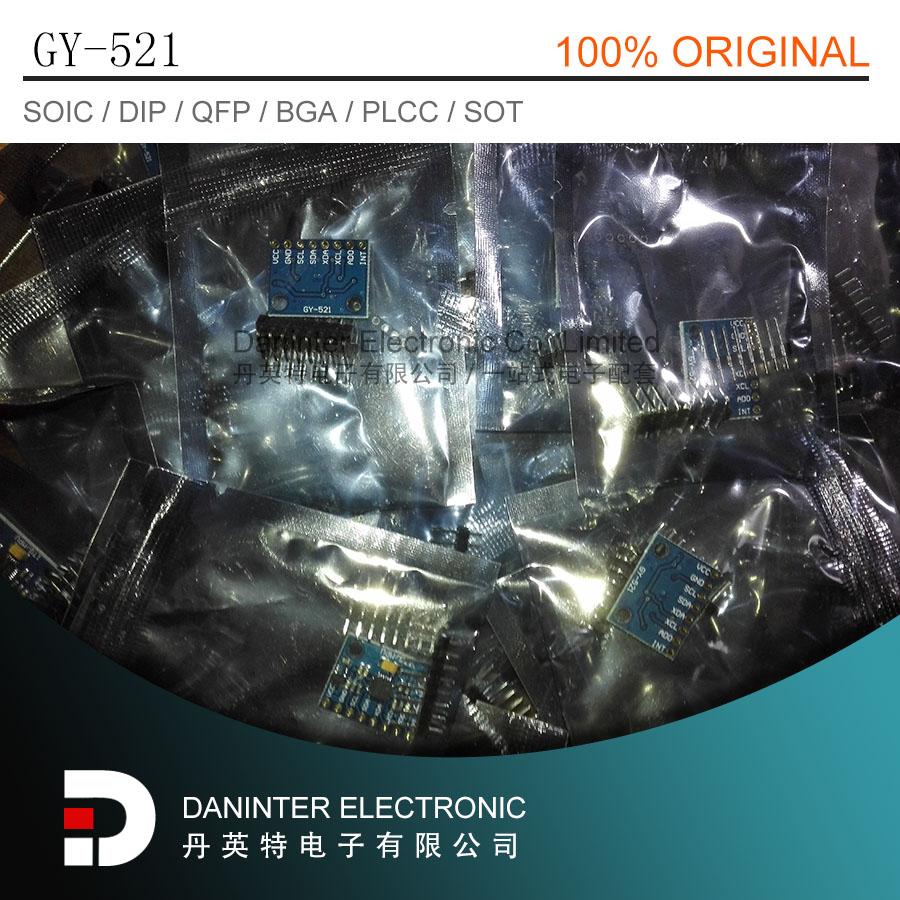 GY-521 MPU-6050 MPU6050 Module 3 Axis analog gyro sensors+ 3 Axis Accelerometer Module.We are the manufacturer(China (Mainland))