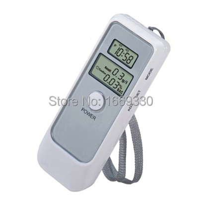 Digital Testing Breathalyser Alcohol Tester Blowing Drunk Driving Detector Measuring Self-Rated Wine Portable Instrument(China (Mainland))