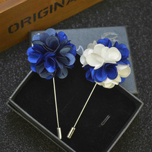 Fashion Men Lapel Pin Brooch for Suits Multicolor Men Wedding Bridegroom Tuxedo Lapel Pin Brooches for Men 12 Colors Without Box(China (Mainland))