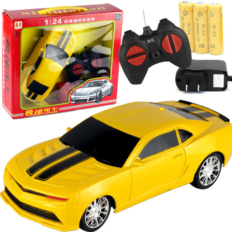 Electric Toy Cars For Boys : Channel rc car wireless radio remote control