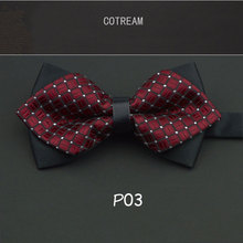 Fashion Cool Adult Bowtie For Men And Women Tuxedo Cravat Butterfly Knot Wedding Party Banquet Meeting Formal Suit Accessories