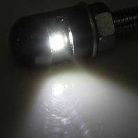 2 шт smd 3528 привели белые номерных болт колбы лампы для автомобиля мотоцикла