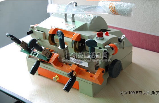 2015 HOT SELL High quality key cutting machine 100-F & car key cutter 100-F & WenXing key cutter(China (Mainland))