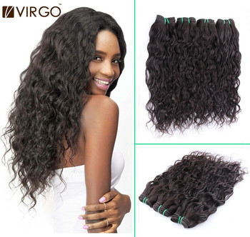 Wet And Wavy Virgin Brazilian Hair Aliexpress Brazilian Virgin Hair Extensions Cheap Human Hair Weave Weft Virgo Brazillian Hair