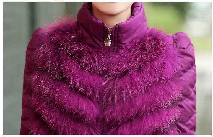 2015 New Fashion Women Winter Suit Stand collar Cotton Trousers Vest Three-piece Suit Leisure Elegant Women Slim Suits G1810