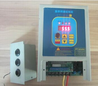 Фотография HengTai HT1000B used frequency converter  2 Pieces/lot 220V 1.5KW drive 380V AC Motor Free Shipping