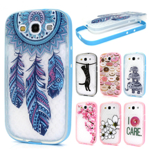 Buy Coque Samsung Galaxy S3 Case Silicone Transparent Plastic Frame Case Samsung Galaxy S3 Cover Samsung S3 i9300 Neo Duos for $2.87 in AliExpress store