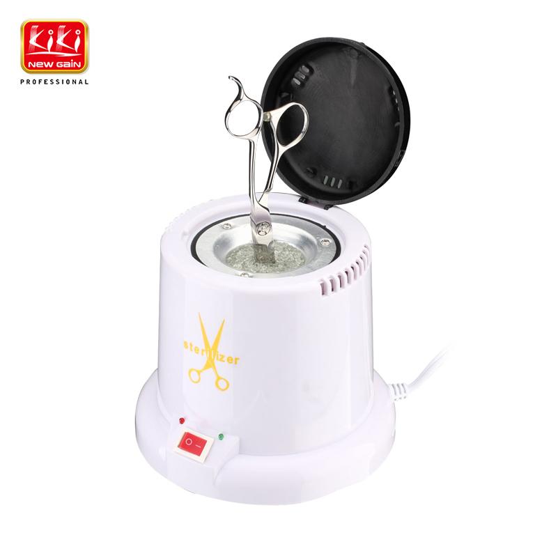 KIKI Tools sterilizer & Nail sterilizer tools & High Temperature sterilizer box.with 150g glass heads(China (Mainland))