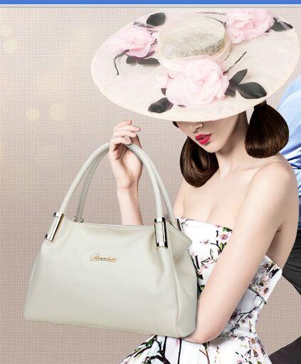 ZOOLER Brand handbag genuine leather bag ladie Solid Shoulder bag handbags famous brands desigual women messenger bags bolsas(China (Mainland))
