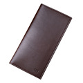 2017 Top Leather Men Long Wallets Card Holder Solid Male s Cheapest Soft Long Purse Slim