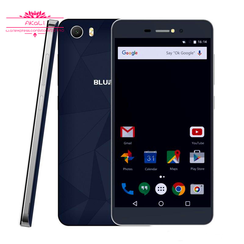 "Original Bluboo Picasso 3G WCDMA Mobile Phone 5.0"" HD 1280x720 MTK6580A Quad Core 1.3GHz 2GB RAM 16GB ROM Android 5.1 Dual SIM(China (Mainland))"