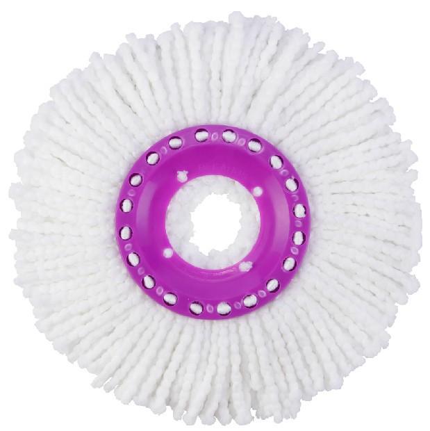 Easy Wring Spin Mop Refill 10pcs/lot Cheap China Retail 10 pcs/lot(China (Mainland))