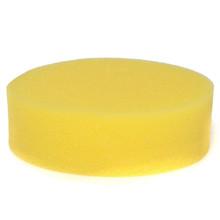 Hot sales High Quality 12Pcs Waxing Polish Wax Soft Foam Sponge Applicator Cleaning Car Vehicle Glass(China (Mainland))
