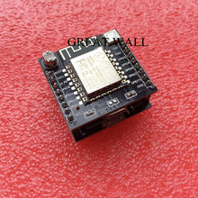 JZY 10pcs font b ESP8266 b font serial WIFI Witty cloud Development Board ESP 12F module