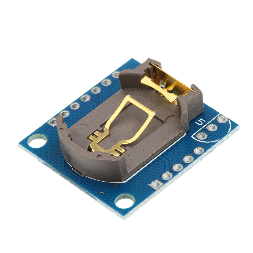Гаджет  1pcs New Arrival AT24C32 Real Time Clock RTC I2C DS1307 Module for AVR ARM PIC 51 ARM Promotion None Электронные компоненты и материалы